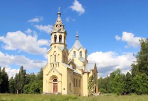 Храм Происхождения Честных Древ Животворящего Креста Господня